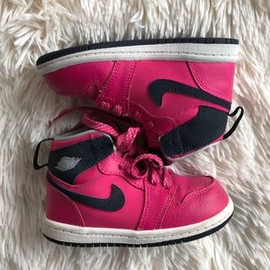 Toddler Air Jordan 1 Pink